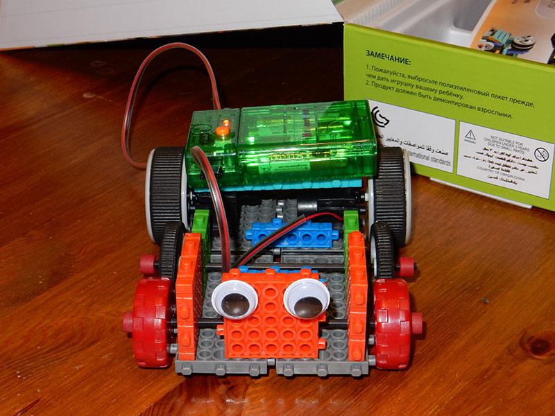 роботы конструкторы